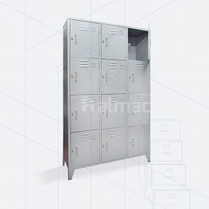 Almac lockers